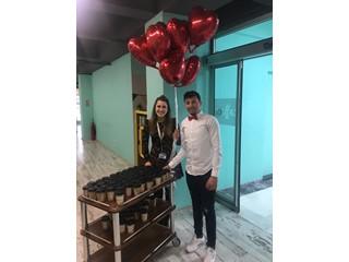 Callart'tan Sevgililer Gününde Sıcak Çikolata Sürprizi