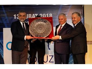 AssisTT'in Ek İstihdam Sağladığı  Erzincan Lokasyonuna  Başbakan Binali Yıldırım'dan Ziyaret