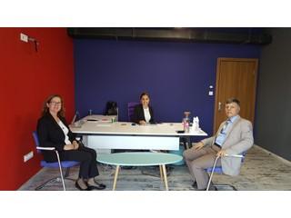 İŞKUR İzmir İl Müdürü'nden Callart Çağrı Merkezi'ne Ziyaret