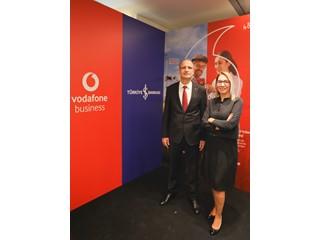 Vodafone Ve Türkiye İş Bankası Tarımda Dijitalleşme İçin Güçlerini Birleştirdi