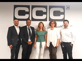 CCC'nin İstanbul'daki Yeni Lokasyonunu Ziyaret Ettik