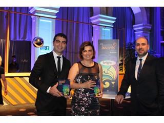 """Turkcell Global Bilgi Avrupa'da  """"En İyilerin En İyisi"""" seçildi"""