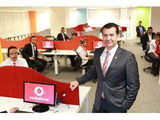 Vodafone Türkiye'den Şanlıurfa'ya  350 Kişilik İstihdam Yatırımı