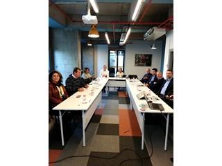 Yönetim Kurulumuz 2019 Yılının Son Toplantısında Bir Araya Geldi