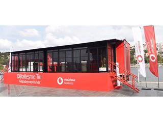 Vodafone, İşletmelerin Dijitalleşmesi İçin Şehir Şehir Gezecek