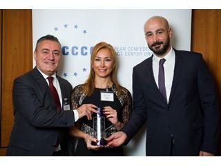 ECCCO AWARDS 2014'e ÇMD olarak katılım gösterdik