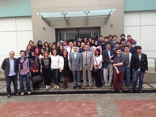 AssisTT'te Kariyer İmkanları Samsun Ondokuz Mayıs Üniversitesi'nde Tanıtıldı