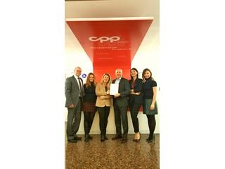 CPP Türkiye'nin hizmet kalitesi Çağrı Merkezleri Derneği tarafından verilen sertifikayla ikinci defa tescillendi!