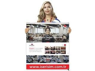Erişim Müşteri Hizmetleri'nin Yeni Web Sitesi Yayında