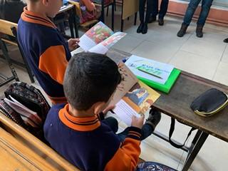 CMC Okuma Ağacı'nın Tohumlarını Malatya'da Attı