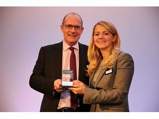 CCC Special Award 2014 kazananı: Dieter Fischer, İsviçreli CallNet.ch Birliği Başkanı