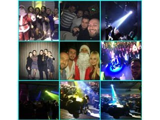 Atos Müşteri Hizmetleri Çalışanları Yeni Yılı Coşkuyla Kutladı