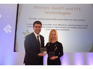 AssisTT'e büyük ödül: Dünyanın en yenilikçi şirketi