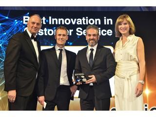 Vestel Müşteri Hizmetleri'ne altın İnovasyon Ödülü
