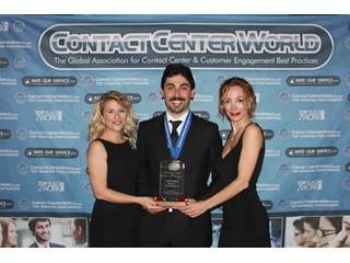 Turkcell Global Bilgi ContactCenterWorld.com'da EMEA Birincisi Oldu