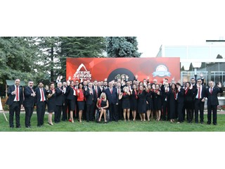 Tepe Servis ve Yönetim  10. Yılını Kutladı!