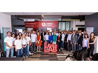 Vodafone, Geleceği Tasarladığı Çözüm Ortaklarını İTÜ Vodafone Future Lab'de Ağırladı