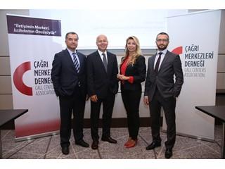 """Çağrı Merkezleri Derneği """"2015 Türkiye Çağrı Merkezi Sektörü Pazar Araştırma Sonuçları"""" nı Basın Toplantısı İle Kamuoyuna Açıkladı!"""