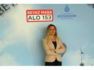 """İBB'nin Yeni Halkla İlişkiler Müdürü """" Çağrı Merkezi Yöneticilerinden Fulya Solmaz"""" Oldu"""