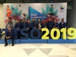 Türk Telekom Spor Olimpiyatlarında AssisTT Üçüncülük Kupası Kazandı
