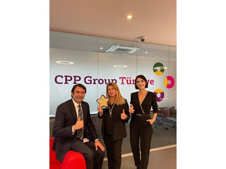 """CPP Group Türkiye PSM AWARDS 2020'nin """"Yılın Teknoloji Sağlayıcısı"""" Kategorisinde Altın PSM Ödülüne Layık Görüldü"""