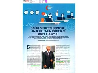 Çağrı merkezi sektörü Anadolu'nun istihdam kapısı oluyor