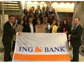 """ING Bank'a """"Sosyal Medyada En İyi Müşteri Yönetimi"""" Ödülü"""