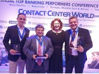 Erişim, 'En İyi Dış Kaynak Ortaklığı' Dalında Altın Madalya Kazandı