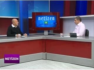Ulusal Kanal'da Atıf Ünaldı'nın canlı yayın konuğu olduk