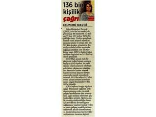 136 Bin Kişilik Çağrı