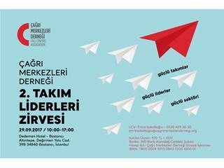 Çağrı Merkezleri Derneği Takım Liderleri Zirvesi 29 Eylül'de Dedeman Bostancı'da!