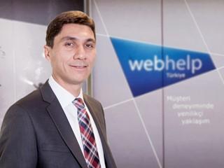 Webhelp Türkiye'nin Bilgi Teknolojileri Departmanı Genel Müdür Yardımcısı Meriç Ayçin!