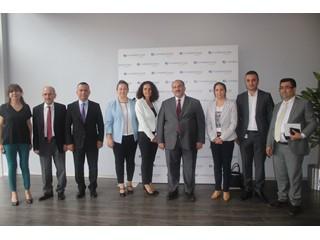 Comdata Türkiye'ye İşkur'dan Üst Düzey Ziyaret Gerçekleşti