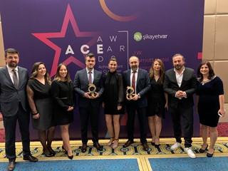 """Yataş Grup'a """"Mükemmel Müşteri Memnuniyeti Başarı Ödülleri""""nden İki Ödül Birden"""