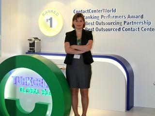 Turkcell Global Bilgi  Berlin CCW 2014 Fuarı'nda