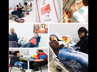Alonet Bilgi'den Kan ve Kök Hücre Bağışı Organizasyonu