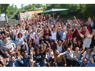 Teleperformance Türkiye çalışanları 'Yaza Merhaba' Partileri ile Keyifli Anlar Yaşadı!
