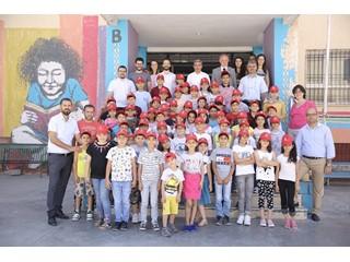 Vodafone'un Geri Dönüştürdüğü E-Atıklar, Mardinli Çocuklara Kodlama Sınıfı Oldu
