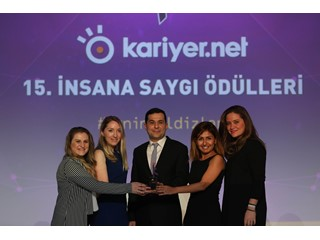 """Teleperformance Türkiye, 4. kez Kariyer.net """"İnsana Saygı"""" ödülüne layık görüldü"""