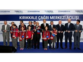Turkcell Global Bilgi'den Kırıkkale'ye büyük yatırım