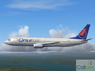 Onur Air, Çağrı Merkezi Hizmetlerini Artık Callpex'ten alacak !