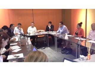 ÇMD Yönetim Kurulu Toplantısı 8 Temmuz 2014 Tarihinde Gerçekleştirildi