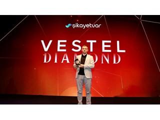 """Vestel """"Müşteri Deneyimini En İyi Yöneten Marka"""" Seçildi"""