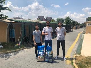 CMC Turkey Ekibi, Dört  Ayaklı Dostlarımızı Ziyaret Etti