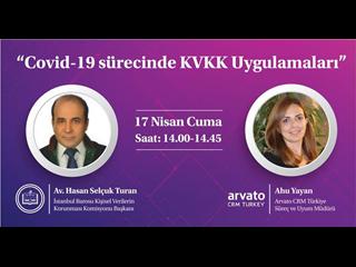 Arvato CRM Türkiye Webinar Serisi Başlıyor!